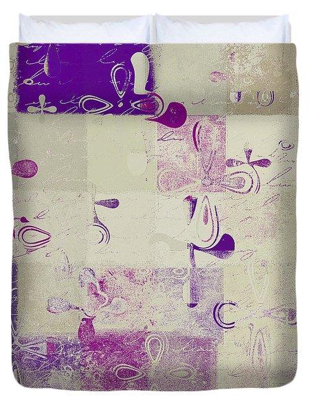 Florus Pokus A01d Duvet Cover