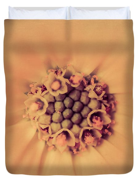 Flower Beauty IIi Duvet Cover by Marco Oliveira