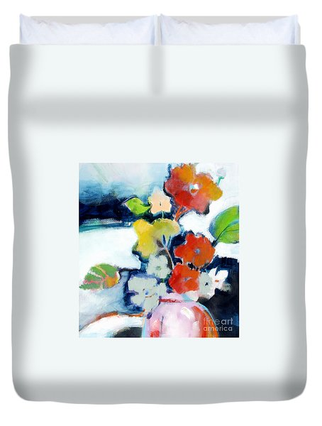 Flower Vase No.1 Duvet Cover
