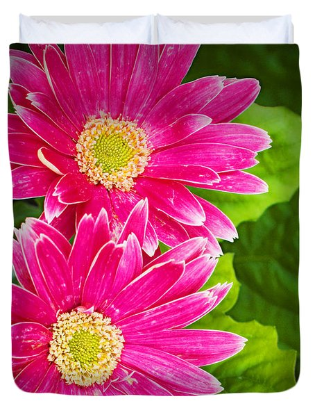 Flower1 Duvet Cover