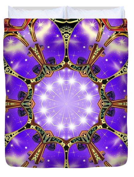Flowergate Duvet Cover