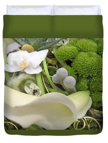 Flowering Love Duvet Cover