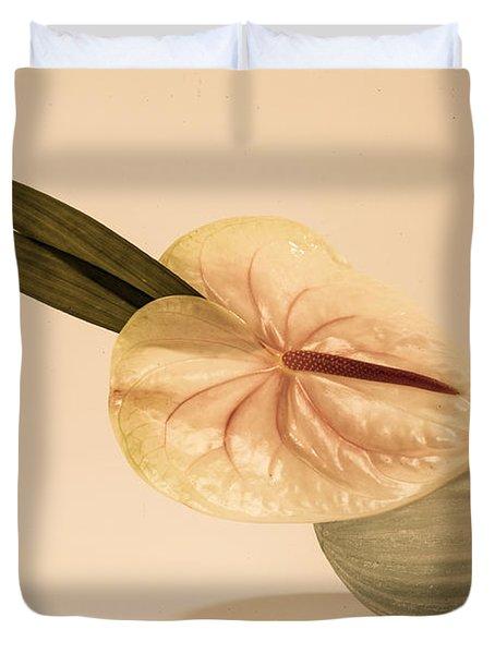 Flowers In Vases 6 Duvet Cover
