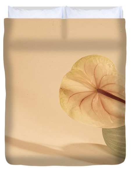 Flowers In Vases1 Duvet Cover