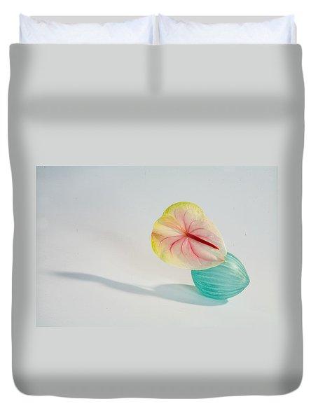 Flowers In Vases2 Duvet Cover