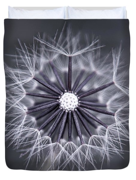 Fluffy Sun - S99b Duvet Cover by Variance Collections