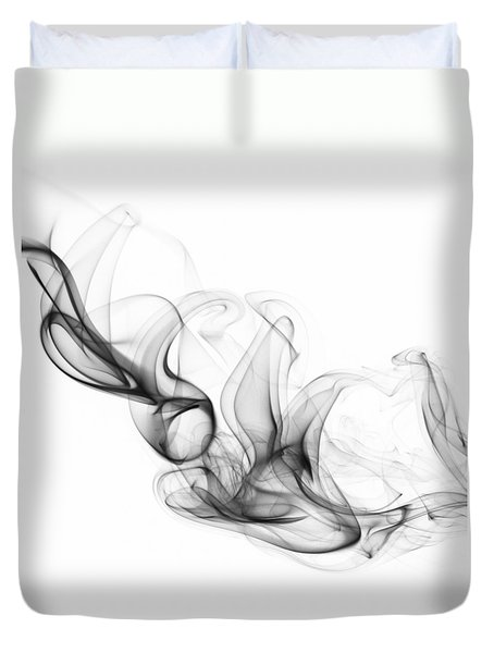 Fluidity No. 2 Duvet Cover