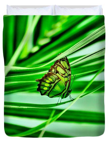 Flutter By Duvet Cover