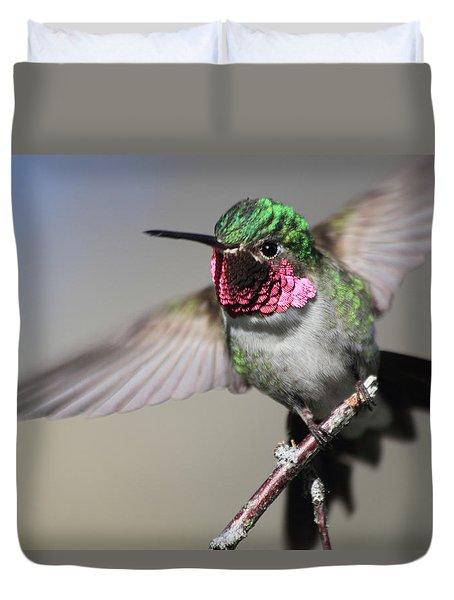 Fluttering Duvet Cover