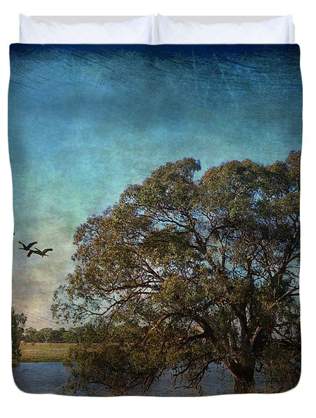 Fly Away ... Duvet Cover