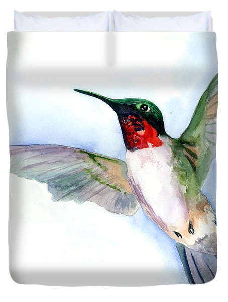 Fly Free Duvet Cover