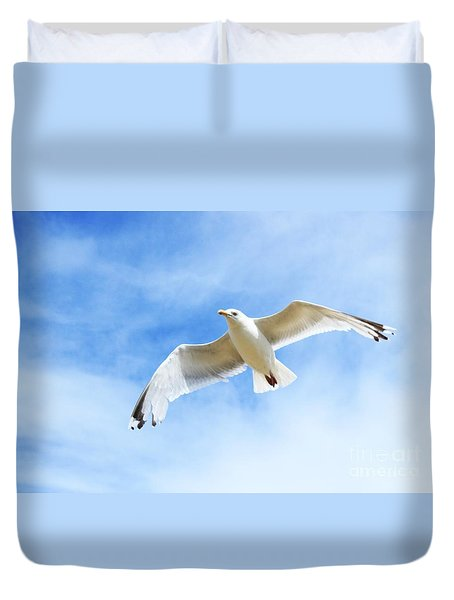Fly With Me... Duvet Cover