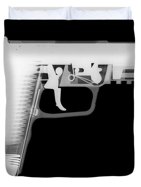Fn 57 Reverse Duvet Cover