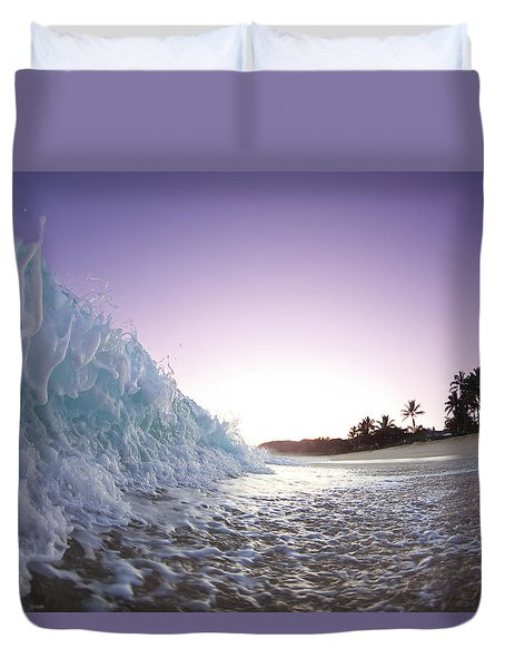 Foam Wall Duvet Cover