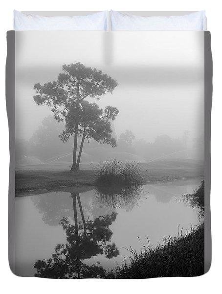 Foggy Morning 2 Duvet Cover