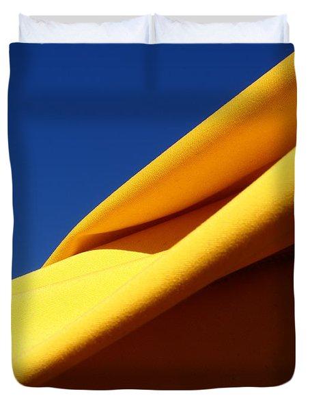 Fold Duvet Cover