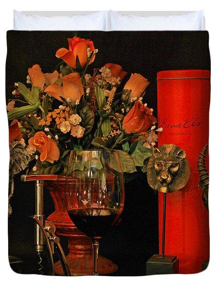 For A Special Occasion Duvet Cover by John Stuart Webbstock