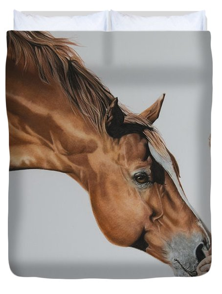 For Amy Duvet Cover by Joni Beinborn