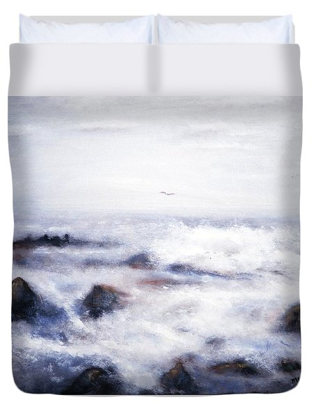 For Jim Haley Duvet Cover