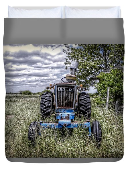 Ford Duvet Cover