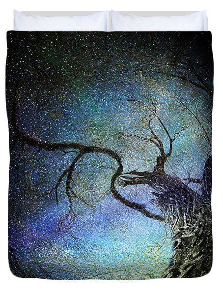 Forest Magic Duvet Cover