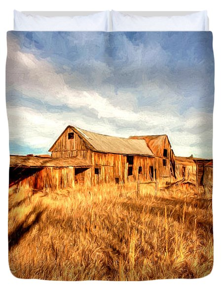 Forgotten Farm Duvet Cover