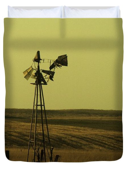 Forlorn Duvet Cover by Jeff Swan