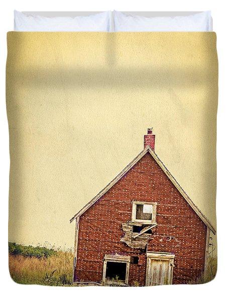 Forsaken Dreams Duvet Cover by Edward Fielding