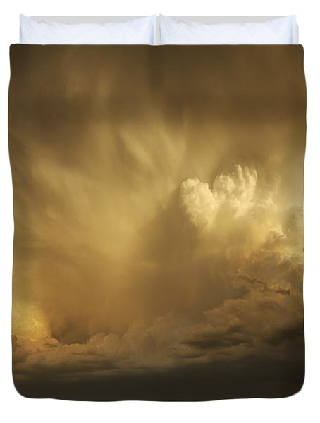 Forthcoming Calamity Duvet Cover