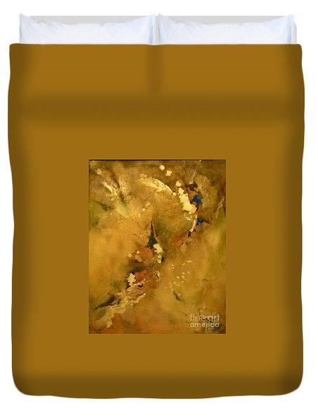 Fossils 3 Duvet Cover