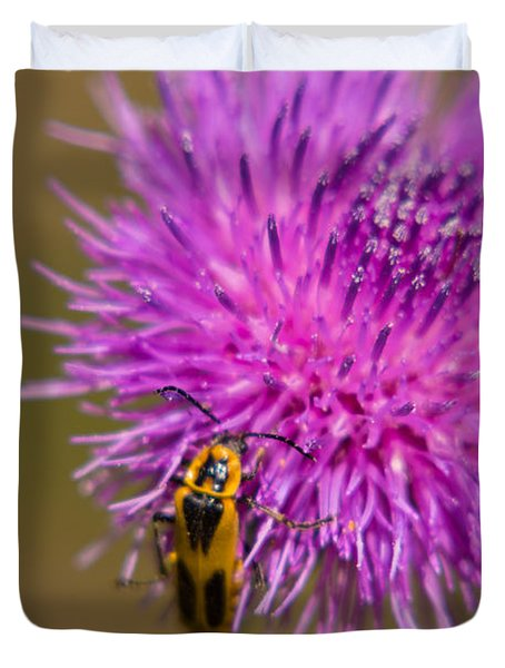 Turkey Bend Park Texas Found On Purple Duvet Cover