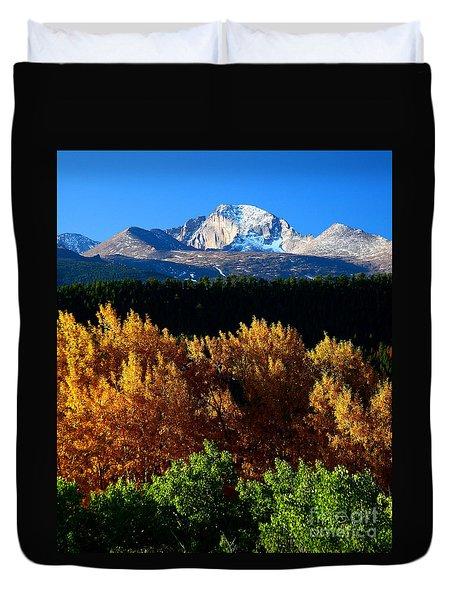 Four Seasons Duvet Cover