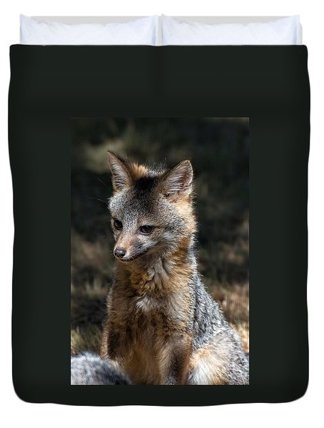 Foxy Duvet Cover