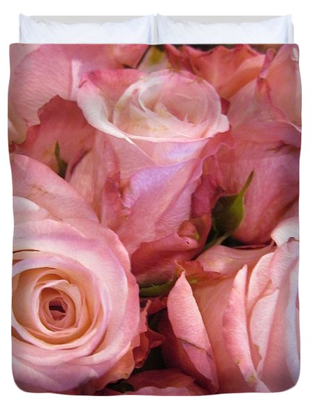 Fragrance Duvet Cover