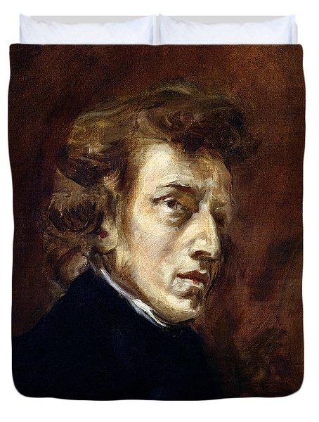 Frederic Chopin  Duvet Cover
