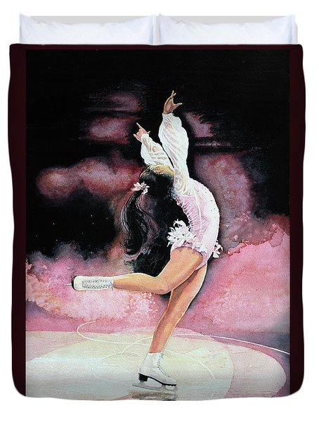 Free Spirit Duvet Cover by Hanne Lore Koehler
