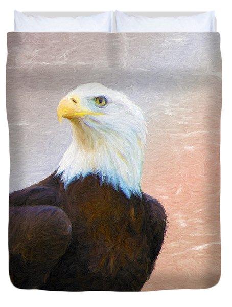 Freedom Flyer Duvet Cover