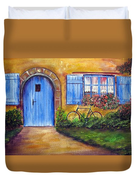 French Cottage Duvet Cover