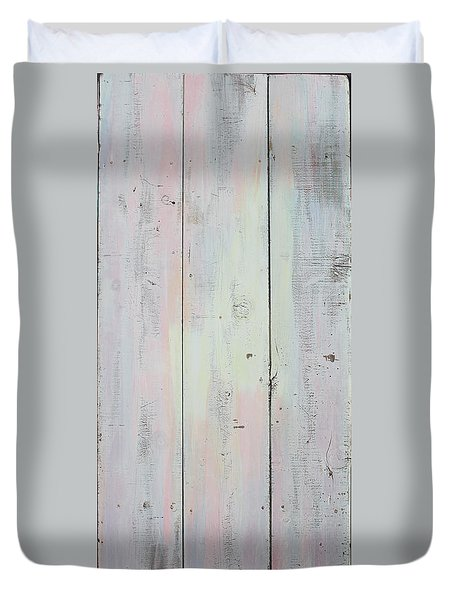 French Door In California Duvet Cover by Asha Carolyn Young