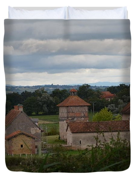 French Farm House Duvet Cover