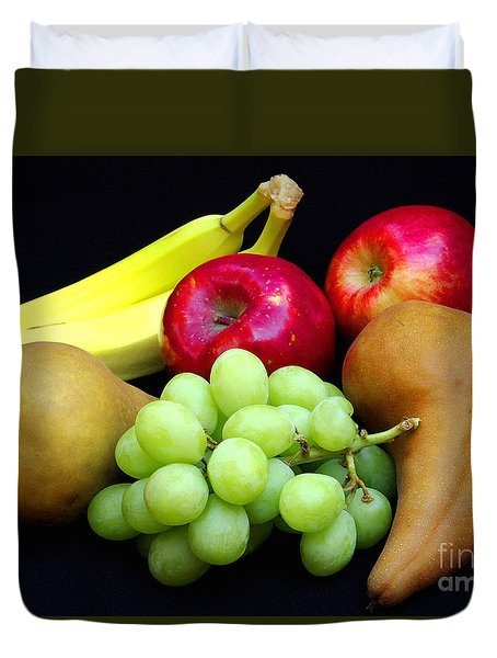 Fresh Fruit Two Duvet Cover