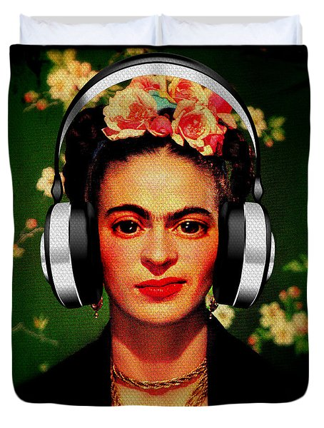 Frida Jams Duvet Cover