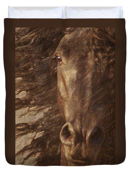 Friesian Spirit Duvet Cover