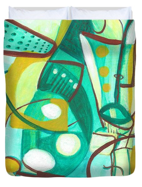 From Within #16 Duvet Cover