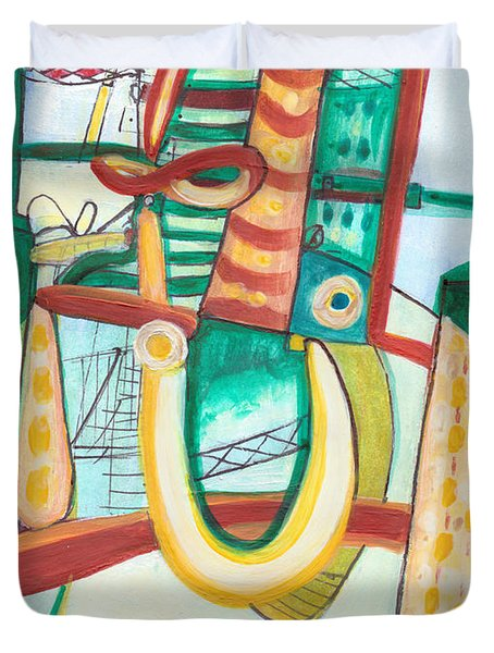 From Within #19 Duvet Cover