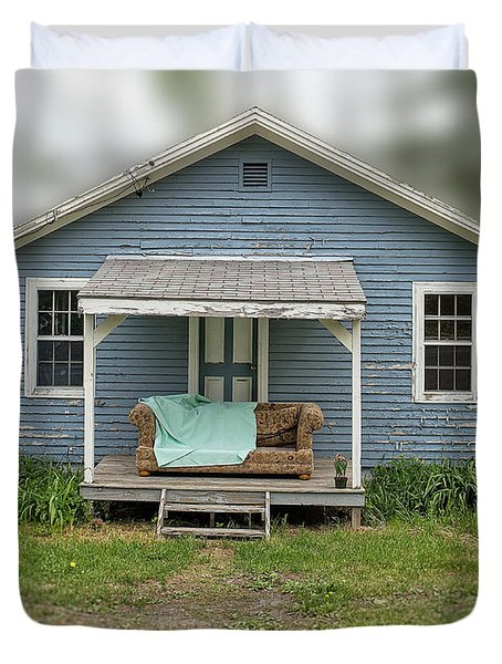 Front Porch Comfort Duvet Cover