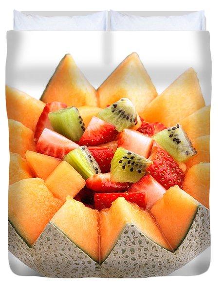 Fruit Salad Duvet Cover