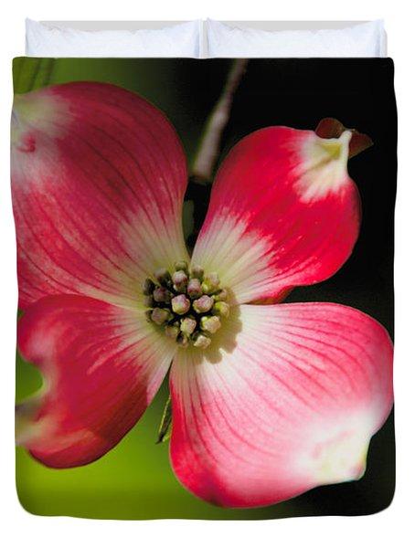 Fruit Tree Flower Duvet Cover