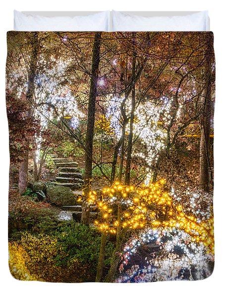 Golden Valley - Full Height Duvet Cover