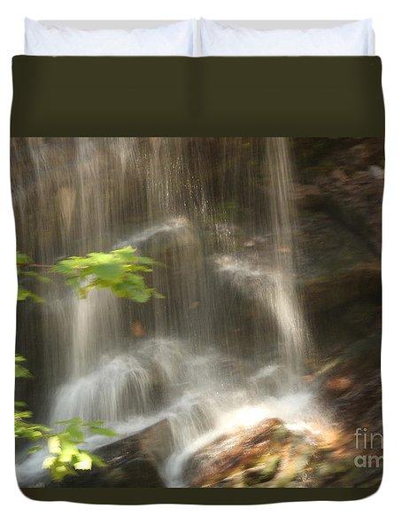 Fuller Falls Duvet Cover